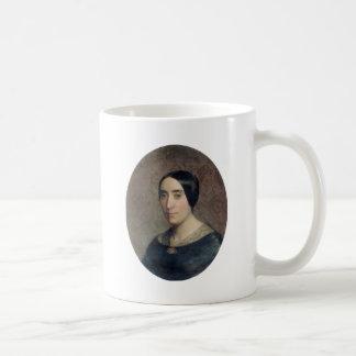 Bouguereau - Portrait de Amelina Dufaud Bouguereau Classic White Coffee Mug