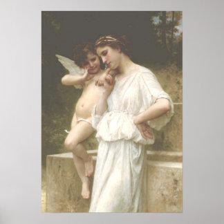 Bouguereau - Secrets de l'Amour Poster