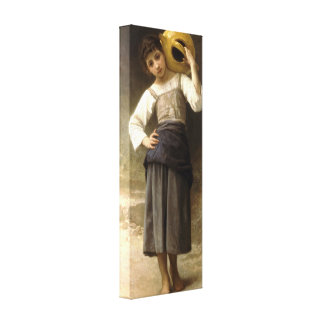 Bouguereau - Young Girl Going to the Spring Gallery Wrapped Canvas