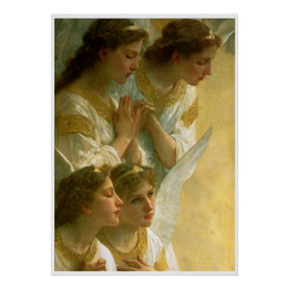 Bouguereau's Angels - Print