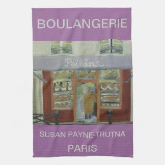 BOULANGERIE PARIS KITCHEN TOWELS