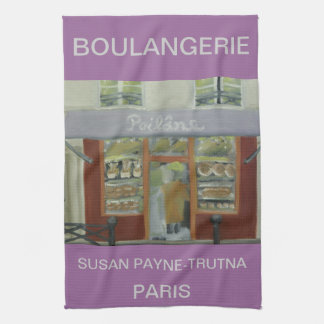 BOULANGERIE PARIS TEA TOWEL