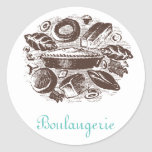 Boulangerie Stickers