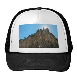 Boulder Canyon Narrows Pinnacle Cap