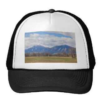 Boulder Colorado Prairie Dog View Cap