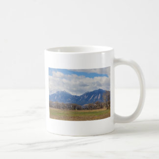 Boulder Colorado Prairie Dog View Coffee Mug