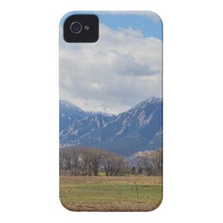 Boulder Colorado Prairie Dog View iPhone 4 Cover