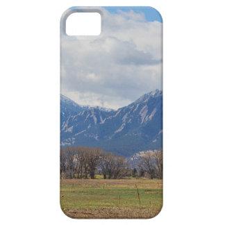 Boulder Colorado Prairie Dog View iPhone 5 Cases