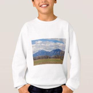 Boulder Colorado Prairie Dog View Sweatshirt