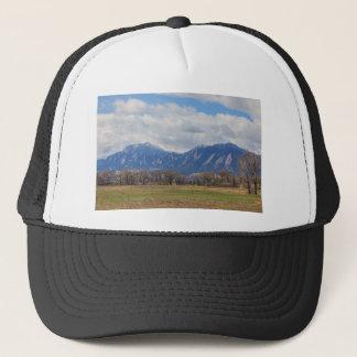 Boulder Colorado Prairie Dog View Trucker Hat
