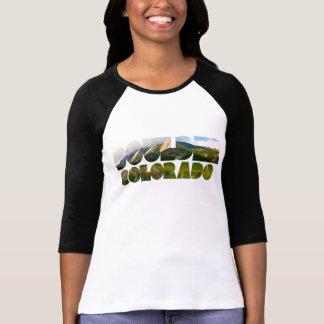 Boulder, Colorado T-Shirt