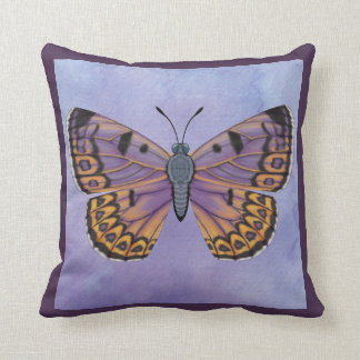 Boulder Copper Butterfly Cushion