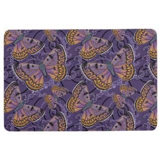 Boulder Copper Butterfly Floor Mat