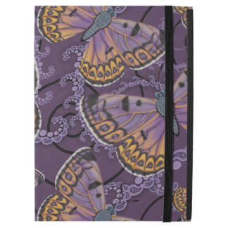 "Boulder Copper Butterfly Fractal iPad Pro 12.9"" Case"