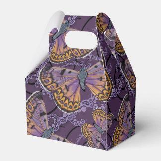Boulder Copper Butterfly Party Favour Boxes