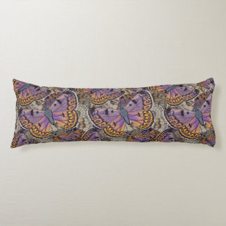 Boulder Copper Butterfly Reversible Body Cushion