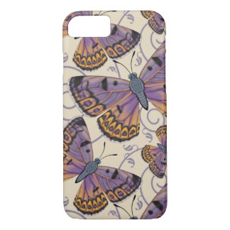 Boulder Copper Butterfly Swirl iPhone 8/7 Case