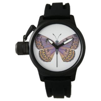 Boulder Copper Butterfly Wrist Watch