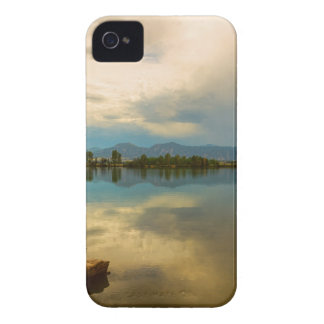 Boulder County Colorado Calm Before The Storm iPhone 4 Case