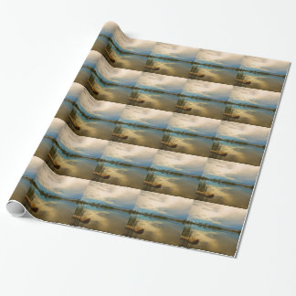 Boulder County Colorado Calm Before The Storm Wrapping Paper