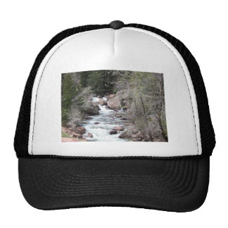 Boulder creek cap