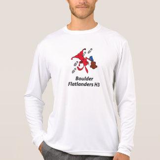 Boulder Flatlanders shirt (nothing on back)