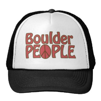boulder People Cap