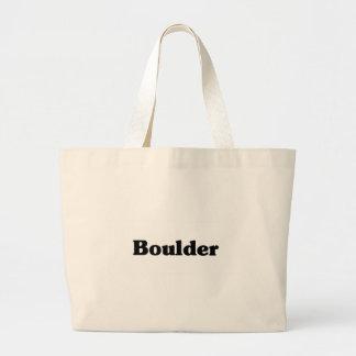 Boulder t shirts Classic Design Superb design on Bag