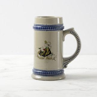 Boulder white logo, use on any mug