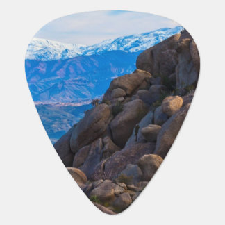 Boulders and Mountains Plectrum