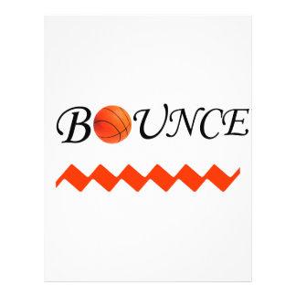 Bounce 21.5 Cm X 28 Cm Flyer
