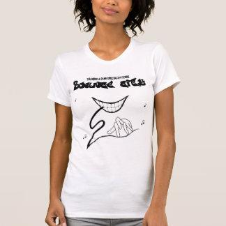 Bounce City Type1 Ladies Performance Micro-Fiber S T-Shirt
