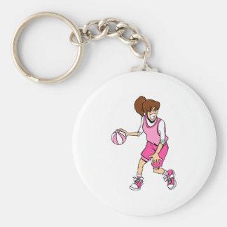 Bounce Keychain