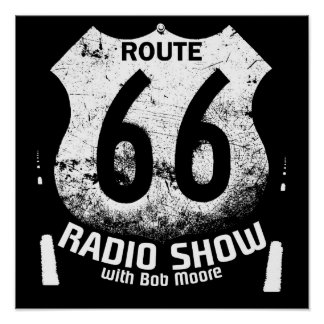 Bounce Radio Route 66 Poster