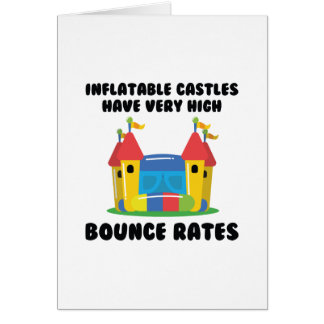 Bounce Rates Card