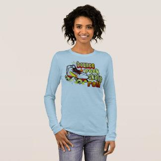 Bounce Roller Skating Long Sleeve T-Shirt