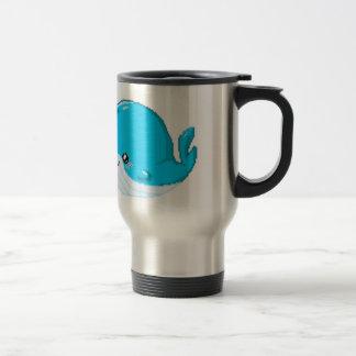 Bouncey the Whale Travel Mug