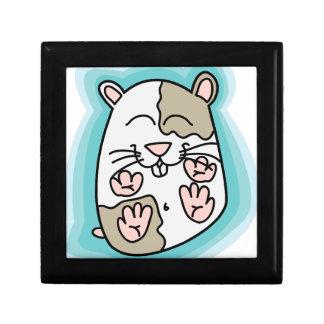 Bouncing Hamster Gift Box