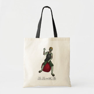Bouncing Zombie 3, shopping bag Budget Tote Bag