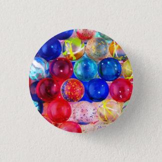 Bouncy Ballz 3 Cm Round Badge