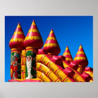 Bouncy Castle Poster