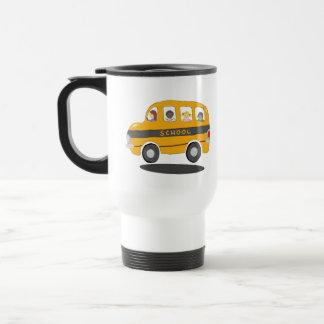 Bouncy School Bus Greatest Bus Driver Mug