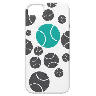 Bouncy Tennisballs iPhone 5 Cases