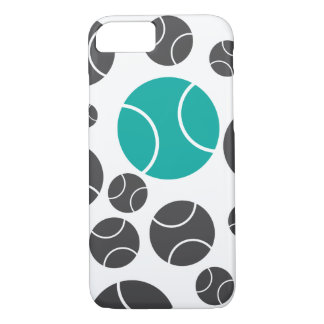 Bouncy Tennisballs iPhone 8/7 Case