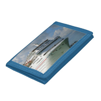 Bound for Fun Tri-fold Wallet