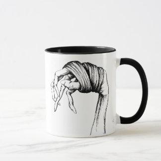 Bound Hands Mug