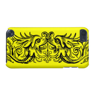 Bound Monsters CaseMate for iPod 5G iPod Touch (5th Generation) Cover