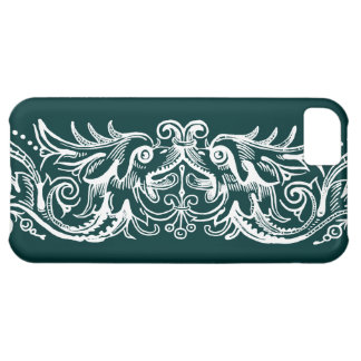Bound Monsters White Print Case-Mate for iPhone 5 iPhone 5C Case