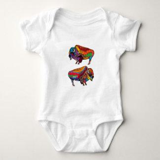 BOUND TO RAOM BABY BODYSUIT