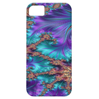 Boundary and Conflict Fractal Design iPhone 5 Covers